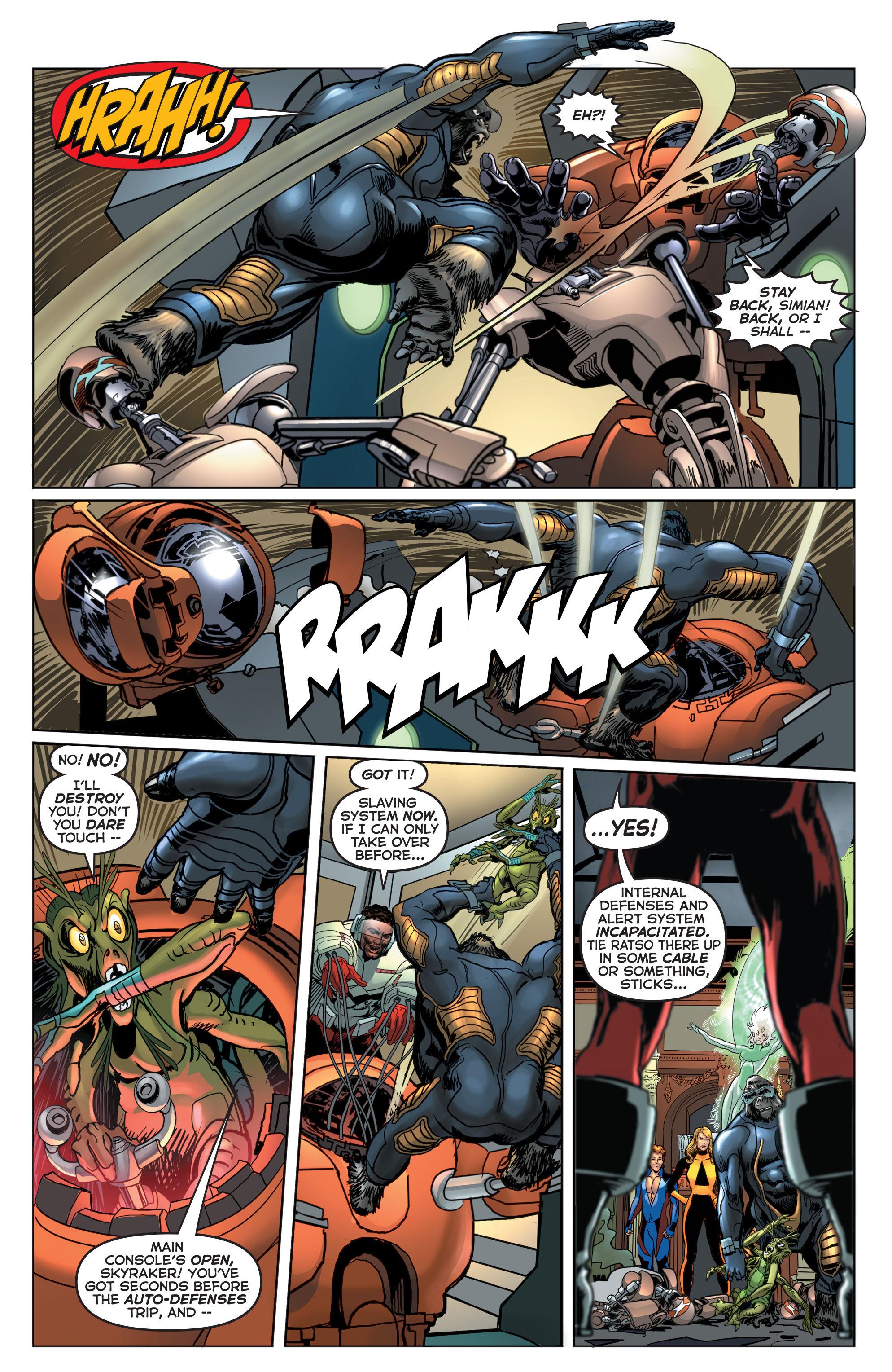 Read online Astro City comic -  Issue #24 - 6