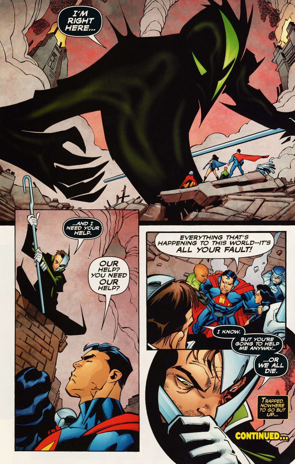 Read online Trinity (2008) comic -  Issue #46 - 27