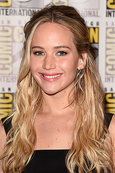 1 place. Jennifer Lawrence - $ 52 million