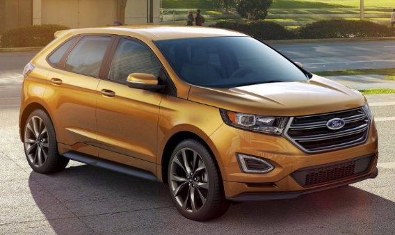 2017 Ford Edge Design