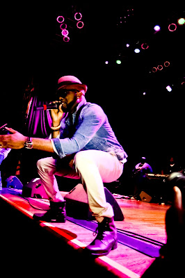 2 Banky W, Wizkid, Skales Kick Off EME US Tour (Photos)