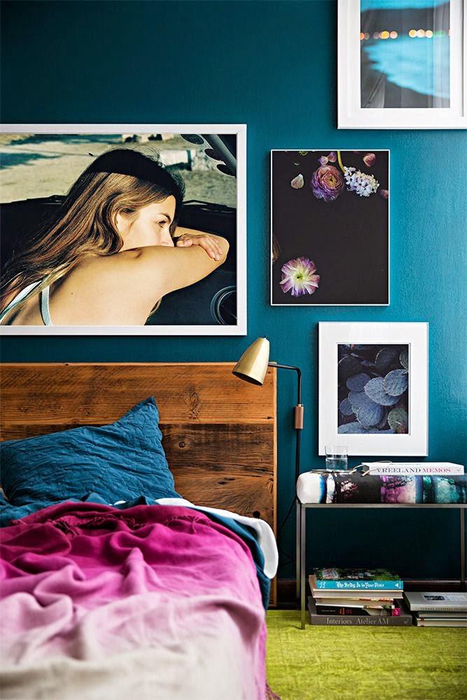 decoração-cabeceira- quarto-feminino
