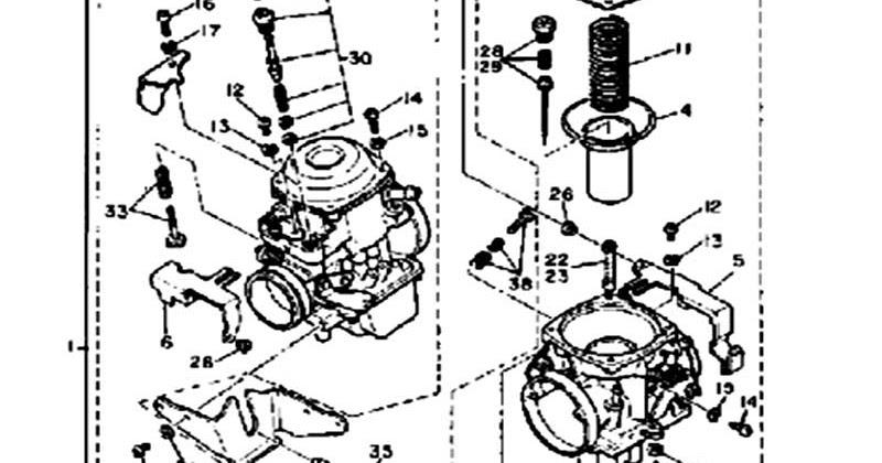 [DIAGRAM] Yamaha Virago 920 Engine Diagram FULL Version HD