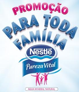 Cadastrar Promoção Nestlé 2017 Água Pureza Vital Para Toda Família
