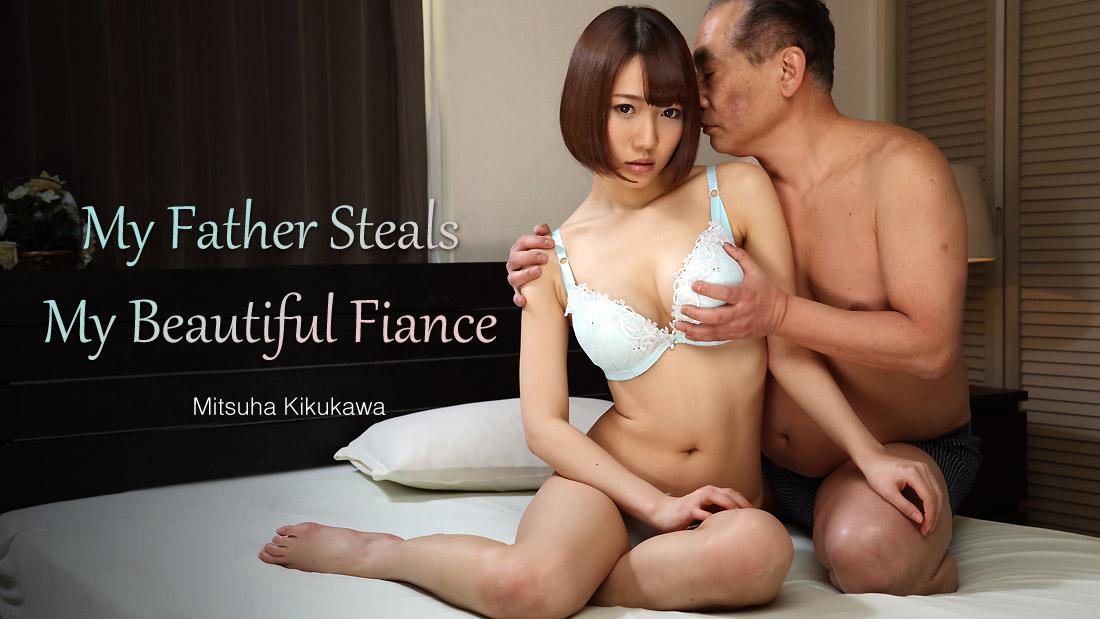 Mitsuha Kikukawa My Father Steals My Beautiful Fiance