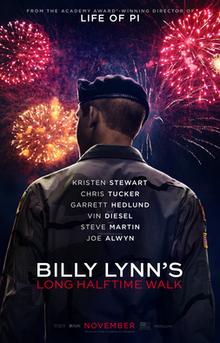Billy Lynn's Long Halftime Walk Full Movie Torrent