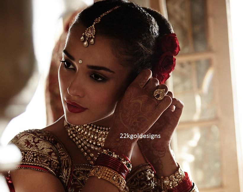 Punjabi Wedding Jewellery designs