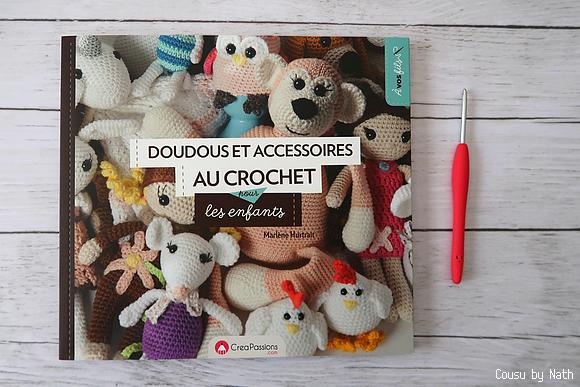 Cousu By Nath Doudous Et Accessoires Au Crochet