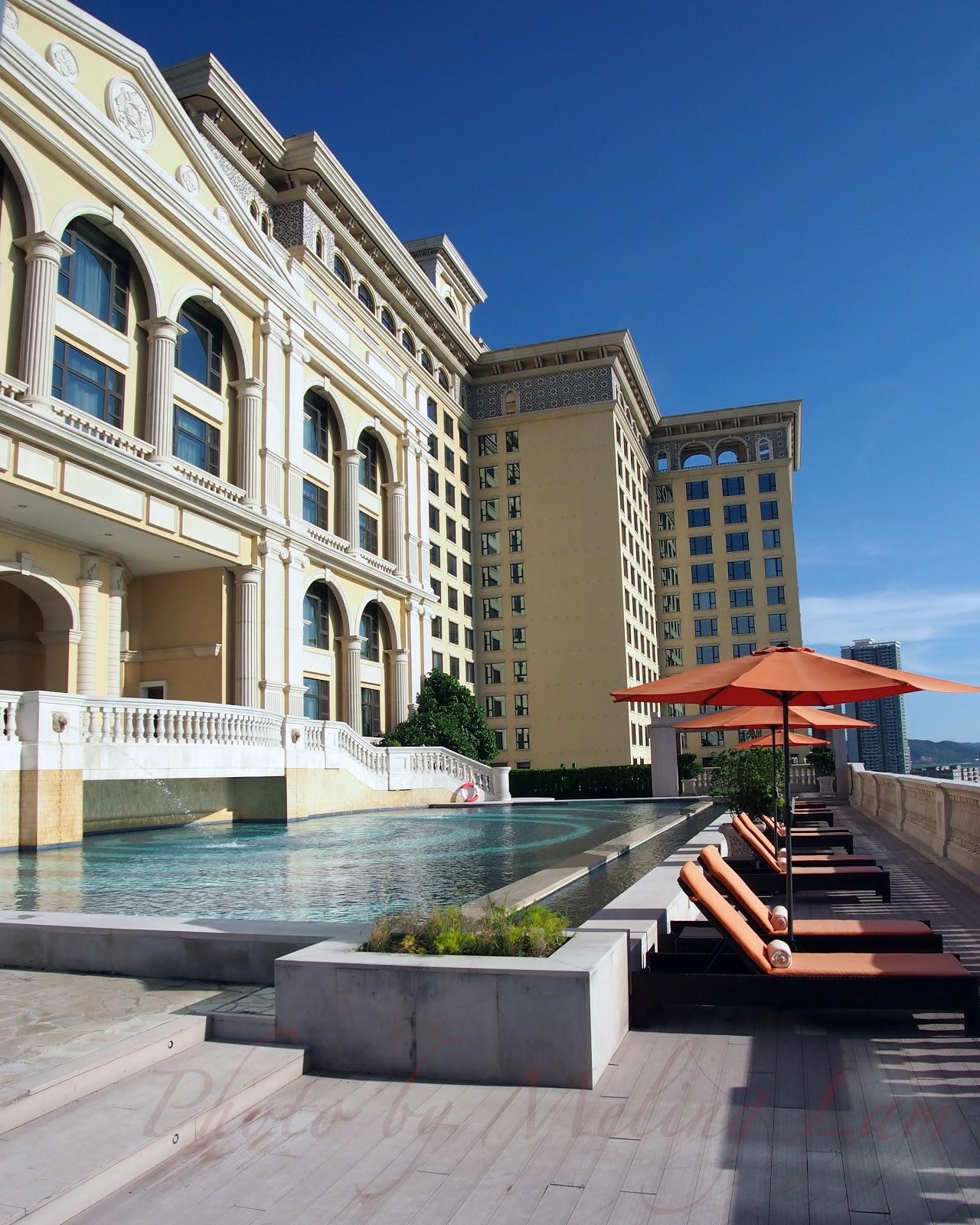 蘋果的化妝箱 by Meling Lam: 24小時美食假期 Part 3:澳門十六浦索菲特酒店 Sofitel Mansion