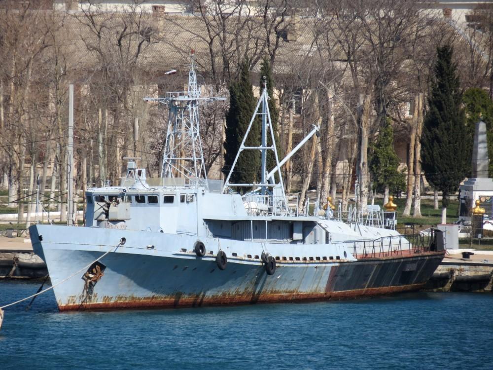 У Севастополі зібрано другу групу захоплених суден ВМСУ