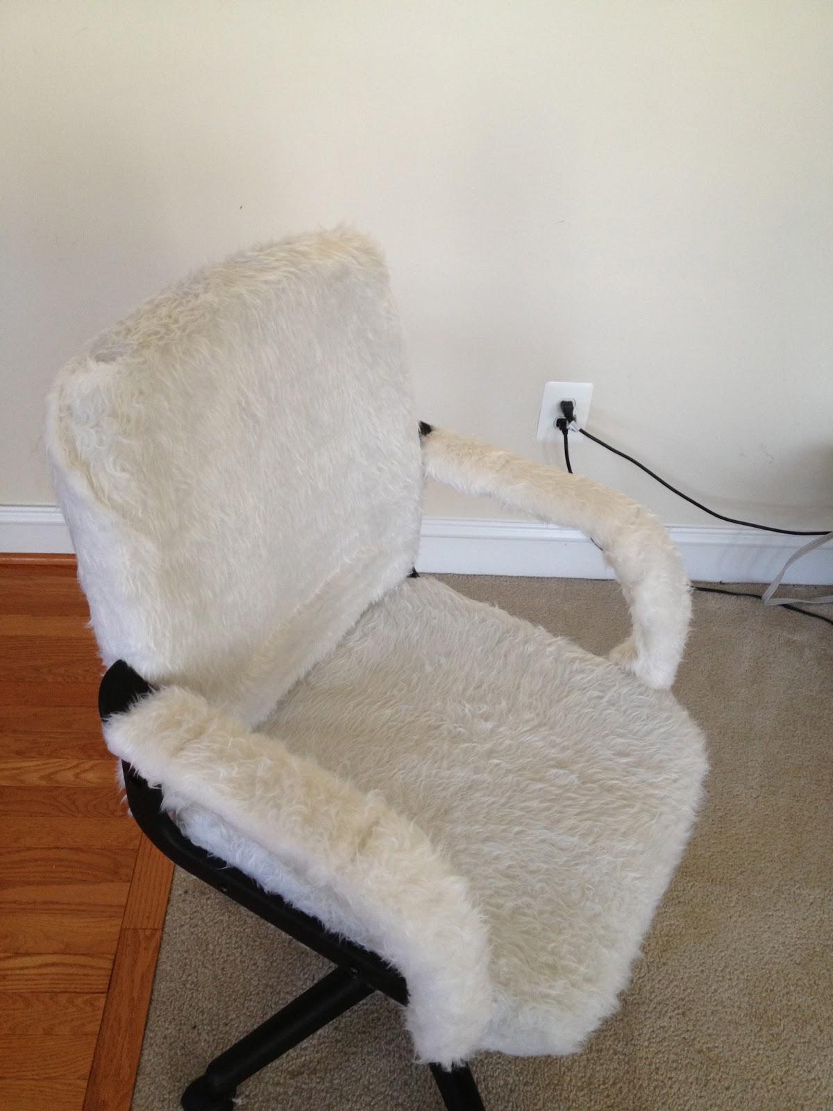 Reupholster Office Chair Back Zebra Dining Chairs An Luxe Millennial
