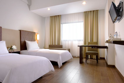 Asyik nginap di hotel santika bogor dapat diskon wahana for Dekor ultah di kamar hotel