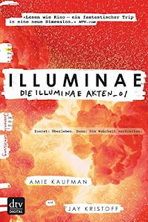 Illuminae. Die Illuminae-Akten 01 von Amie Kaufman und Jay Kristoff