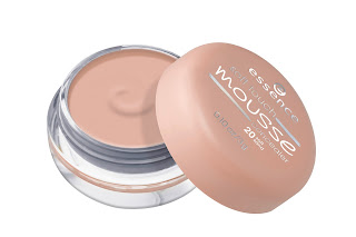 essence soft touch mousse