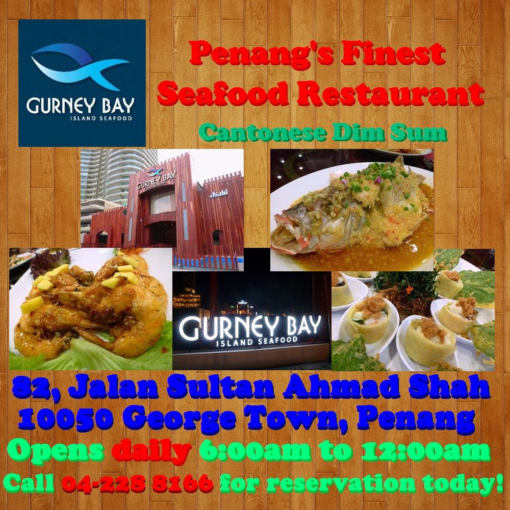 Gurney Bay Island Seafood