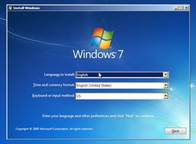 Tips/Cara Mengatasi Problem Komputer Yang Gagal Masuk Ke Windows