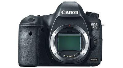 Возможно так будет выглядеть Canon EOS 6D Mark II