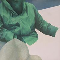 Iris Lázaro pintura figurativa