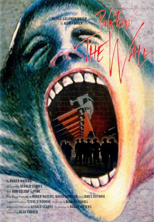PHOTO VIDEO: Pink Floyd – The Wall (1982)