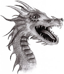 dragon drawing dragons drawings easy pencil 3d head clipart cool deviantart amazing mythical creatures draw sketches realistic paintings detailed clip