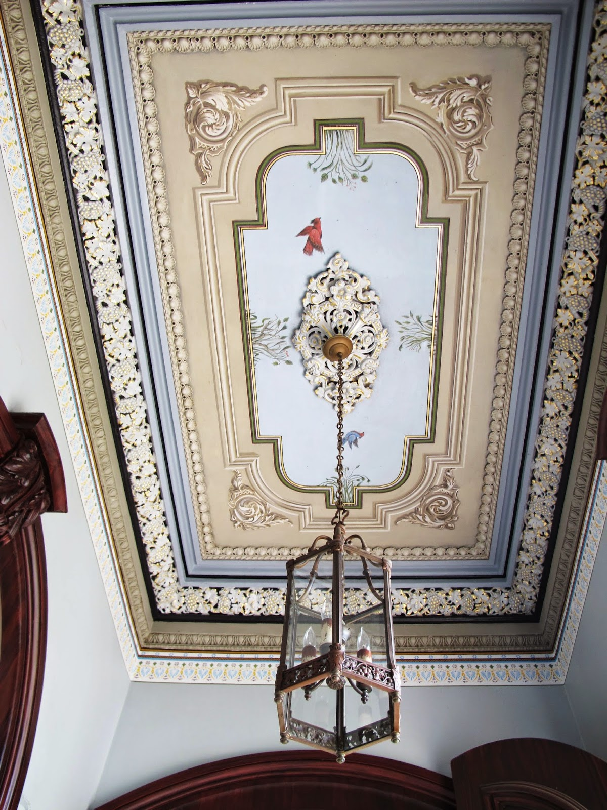 Victorian Ceilings Ideas Big Old Houses Victoria Lives In Indiana