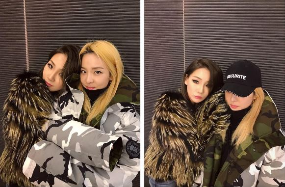 LOOK: 2ne1s Undying Friendship Seen in This Dance Showdown With Jollibee