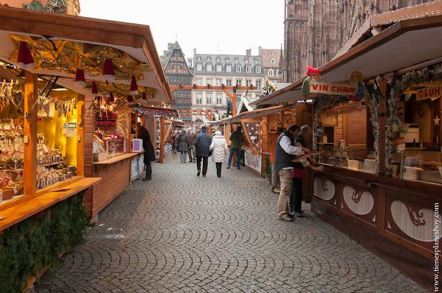 Viaje Mercado de Navidad Estrasburgo