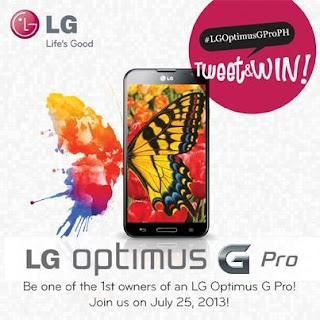 Best LTE phone LG Optimus G Pro now available in Philippines