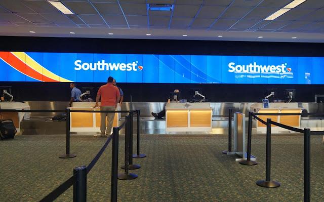 El aeropuerto de Orlando instala un videowall de gran formato
