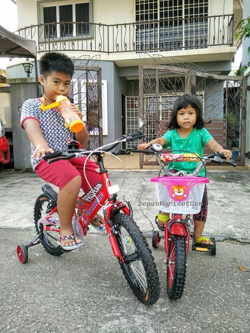 Kemaruk cycling