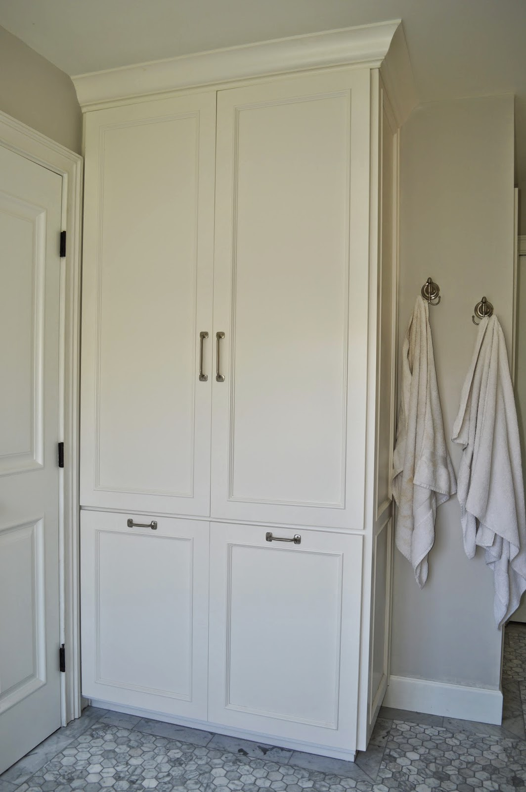 The Cape Cod Ranch Renovation: Master Bathroom