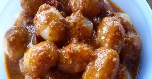 Panduan Resep Cilok Kenyal Bumbu Kacang Pedas Ala Resep