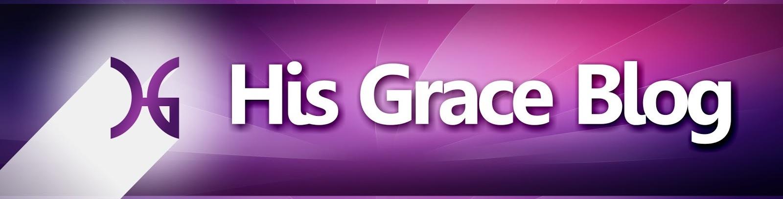 His Grace Blog