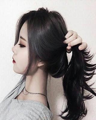foto tumblr de cabello