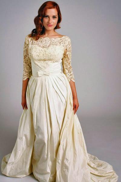 Sluttishly Vintage Wedding Dresses