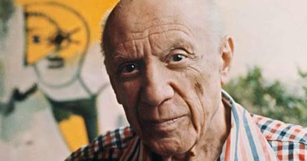 Pablo Picasso and his paintings
