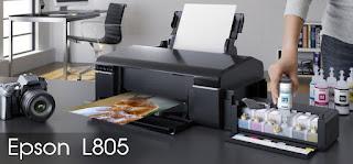 Máy in phun màu Epson L805