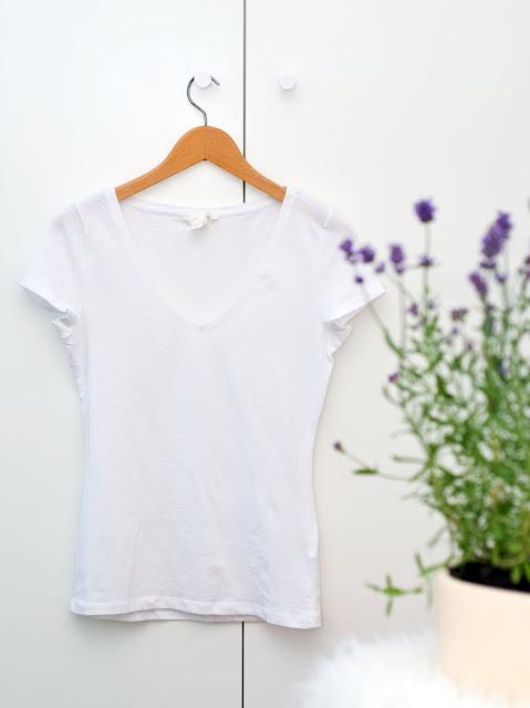 koszulka top seria basic hm