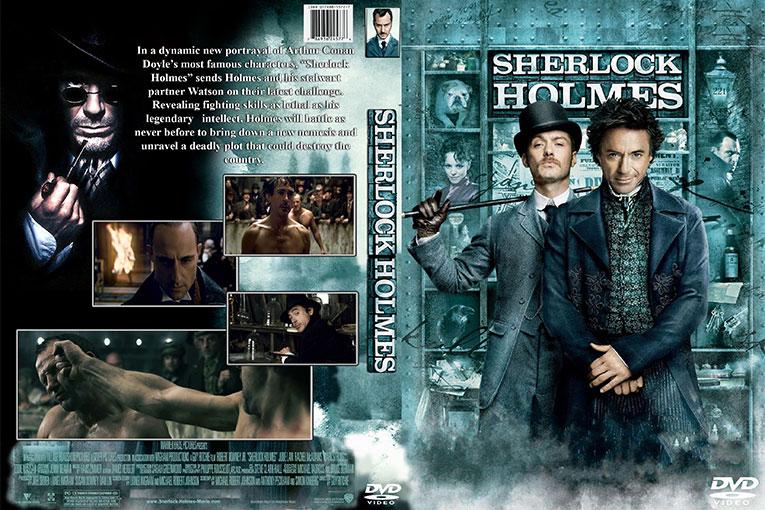 Sherlock Holmes (2009) 720p BrRip [Dual Audio] [Hindi+English]