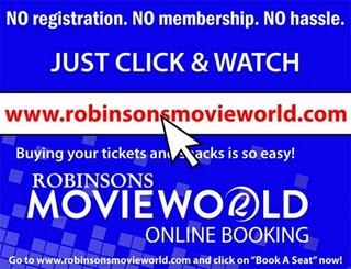 robinsons movieworld tickets