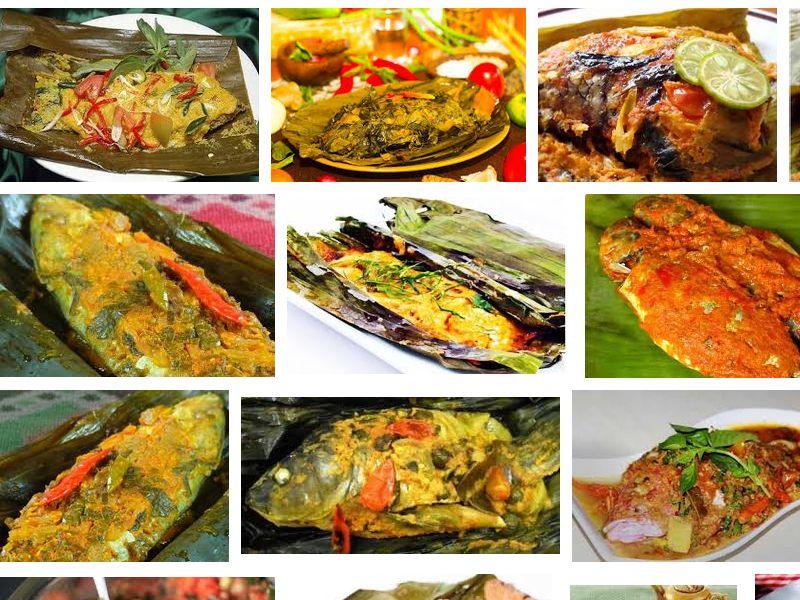 Resep Ikan Nila Pepes