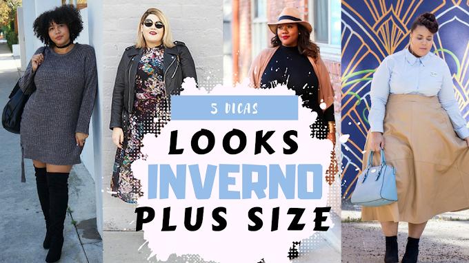 5 dicas de moda inverno para as garotas plus sizes