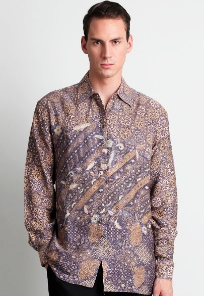 15 Aneka Desain Baju  Batik Keris  Kreasi Baru yang Modern