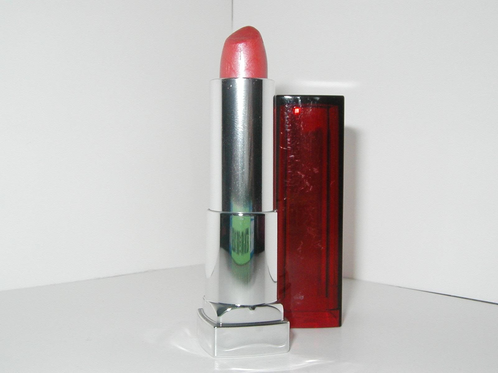Pagina Porno Culonder maybelline color sensational lipstick~peachy scene, review