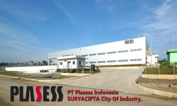 Loker Terbaru PT Plasess Indonesia