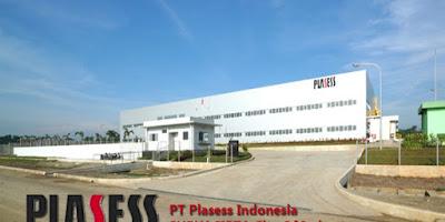 Lowongan Kerja PT Plasess Indonesia Surya Cipta Karawang