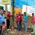 বর্ধমানে কেশবগঞ্জ বারোয়ারির খুঁটি পুজো