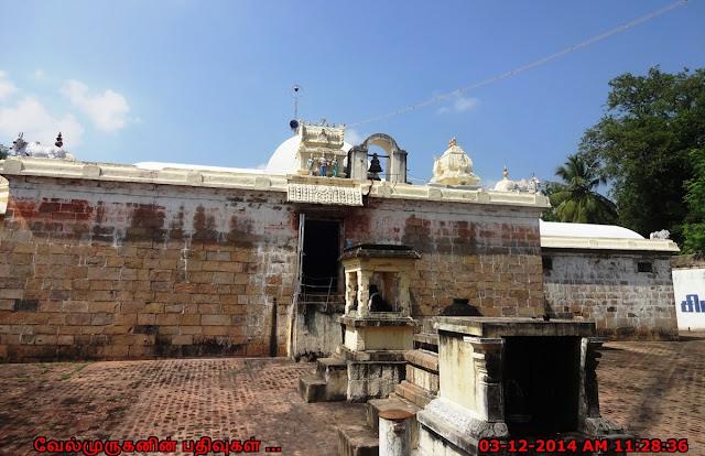 Sayavanam Chayavaneswarar Temple