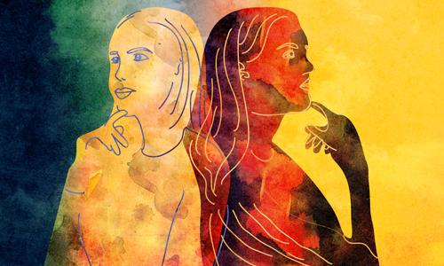 A Influência de duas esposas