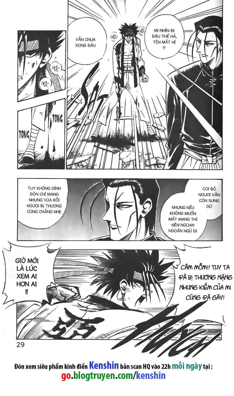 Rurouni Kenshin chap 49 trang 6